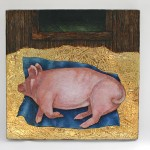 Sleeping Pig