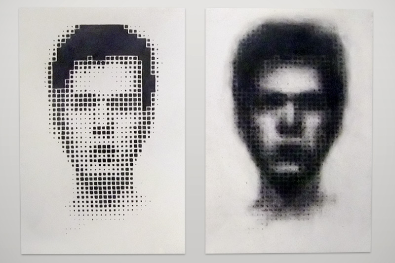 Untitled Self-portraits (2003)