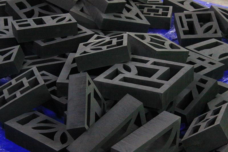 Screen wall blocks and Content-aware screen wall blocks
